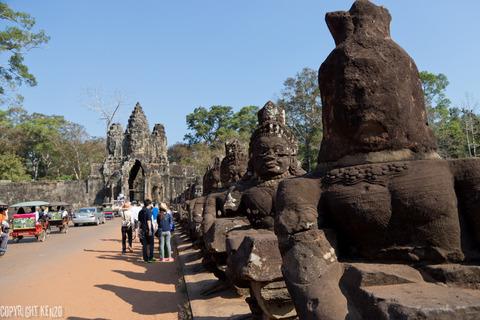 カンボジア_アンコールトム_5