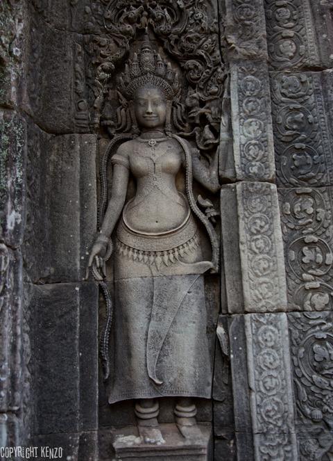 カンボジア_アンコールトム_21