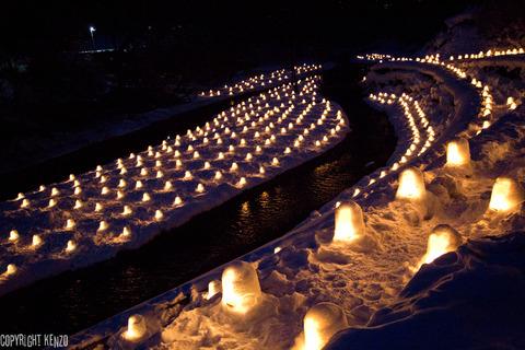 湯西川かまくら祭り2015_42