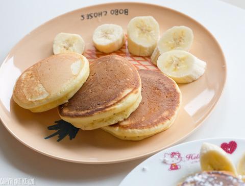 パンケーキ朝食_3
