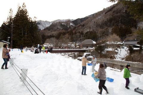かまくら祭り湯西川_37