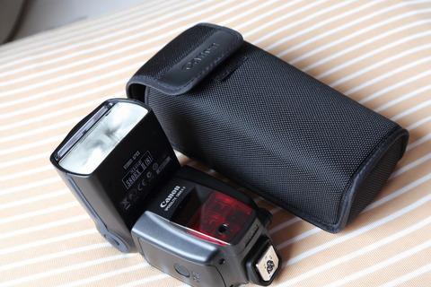 Canonスピードライト580EX