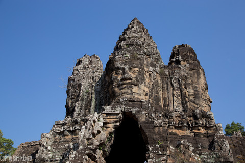 カンボジア_アンコールトム_3