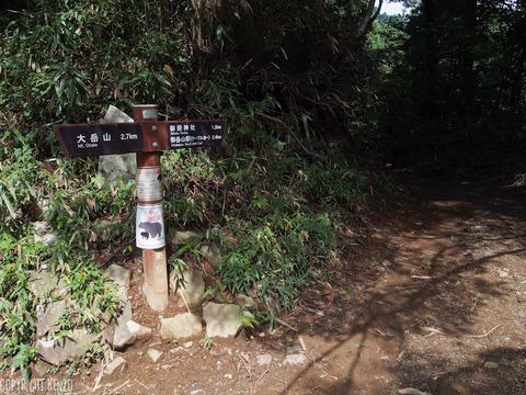 御岳山登山_38