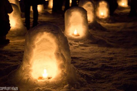 湯西川かまくら祭り2015_41