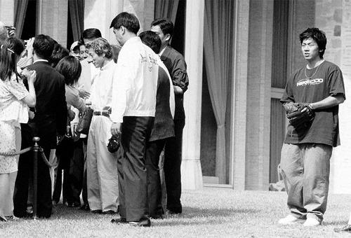 石破茂「小泉進次郎を自民党総裁にしたい。彼は天才だ。天性に加えて努力している」