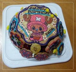 ワンピースケーキ