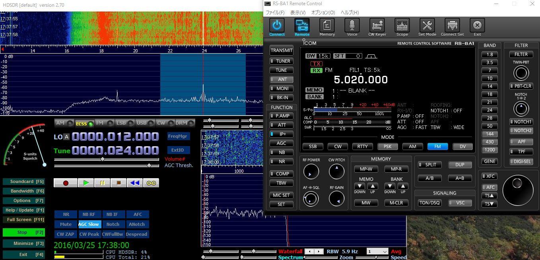 IC-7300(その6) : kerokeronyororoのblog