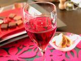 赤シャンパン