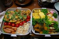 2011体育祭のお弁当