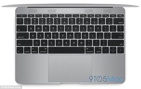 【速報】Appleから待ちに待った新型MacBook Airの画像が流出キタ━━━━(゚∀゚)━━━━!!