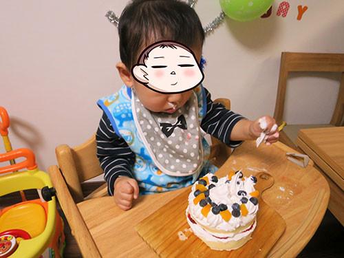 1歳誕生日バオバオ03