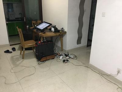引っ越し後の部屋03