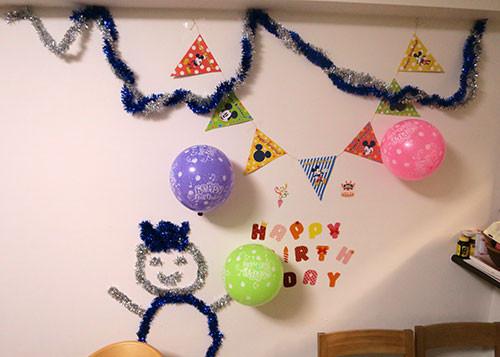 1歳誕生日バオバオ04