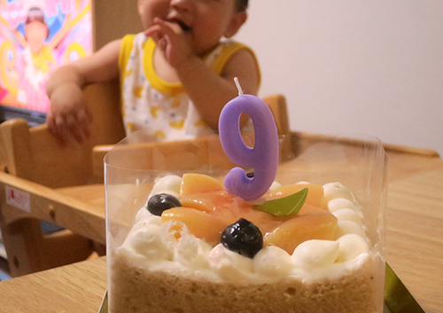9年ケーキ02