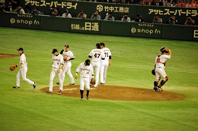 2012.10.22 東京ドーム 4