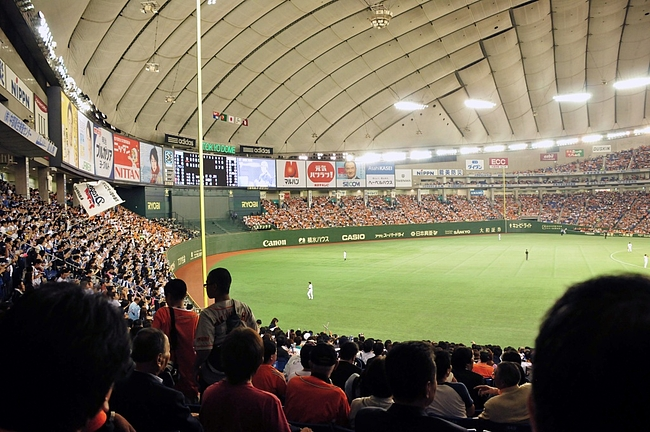 2012.10.22 東京ドーム 6