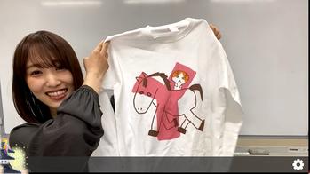 増本tシャツ