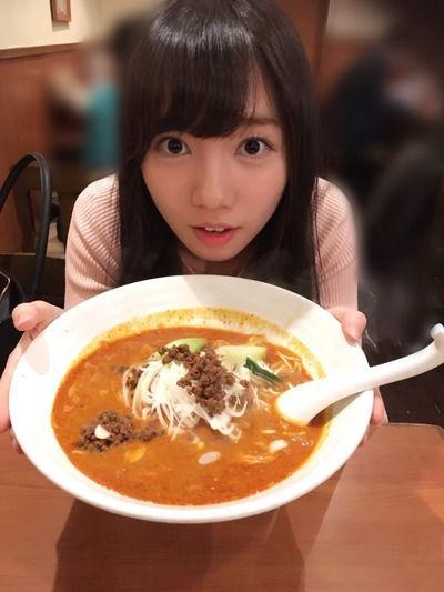 もしも齊藤京子のラーメン屋「麺屋京子」があったら