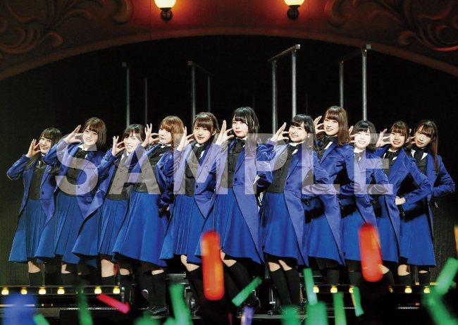 12/11開催 けやき坂46『ひらがなくりすます』CD・DVD購入者特典ポストカードが公開!