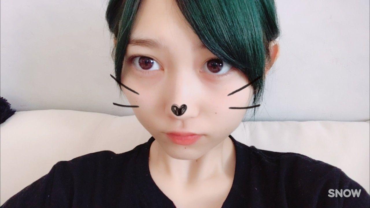 ニャル子に顔の志田愛佳です。