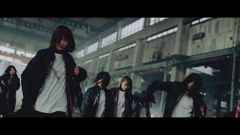欅坂46 『ガラスを割れ!』 068