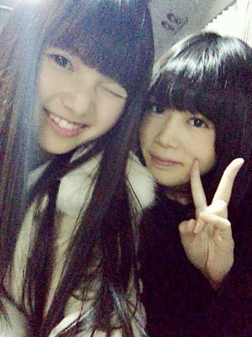 上村莉菜201512282