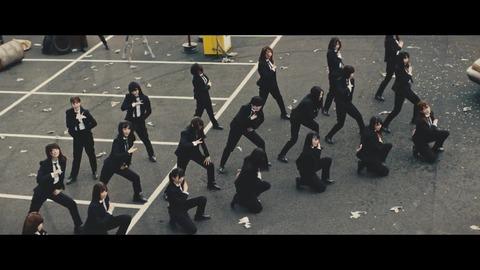 欅坂46 『風に吹かれても』 206