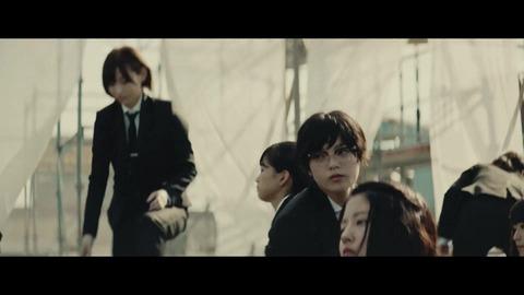 欅坂46 『風に吹かれても』 072
