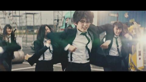 欅坂46 『風に吹かれても』 178