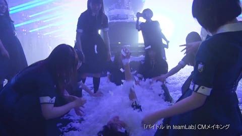バイトル×欅坂46 CMメイキング映像 499