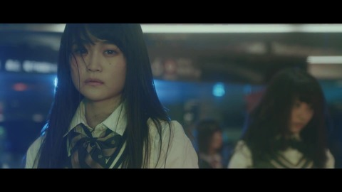 欅坂46 『月曜日の朝、スカートを切られた』 341