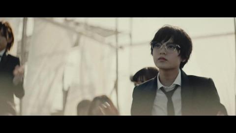 欅坂46 『風に吹かれても』 066