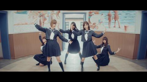 欅坂46 『割れたスマホ』 032