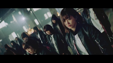 欅坂46 『ガラスを割れ!』 067