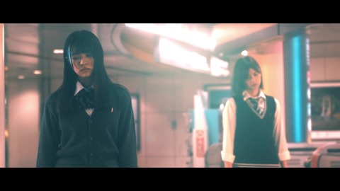 欅坂46 『月曜日の朝、スカートを切られた』 119