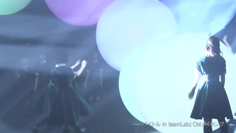 バイトル×欅坂46 CMメイキング映像 157