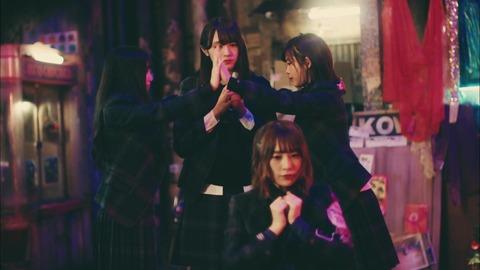 欅坂46 『ごめんね クリスマス』  072