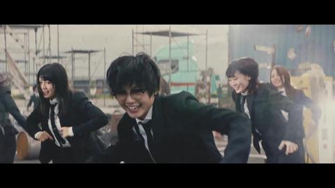 欅坂46 『風に吹かれても』 454
