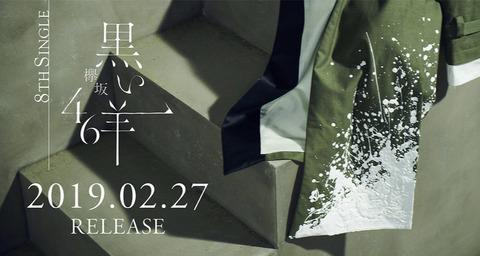 【欅坂46】8thタイトル『黒い羊』の意味