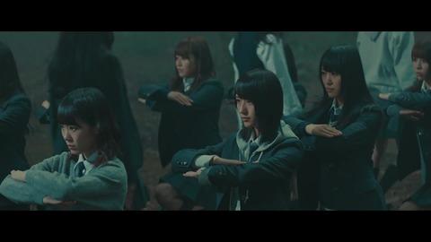欅坂46 『避雷針』 238