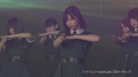 バイトル×欅坂46 CMメイキング映像 276