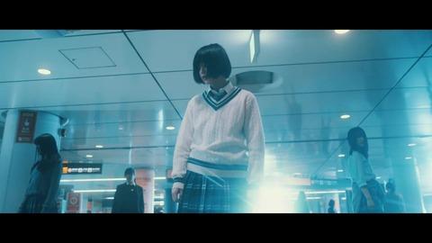 欅坂46 『月曜日の朝、スカートを切られた』 337