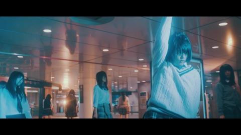 欅坂46 『月曜日の朝、スカートを切られた』 482