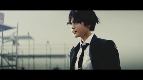 欅坂46 『風に吹かれても』 090