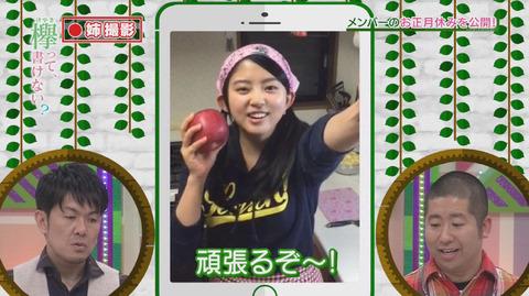 鈴本美愉りんごパイ
