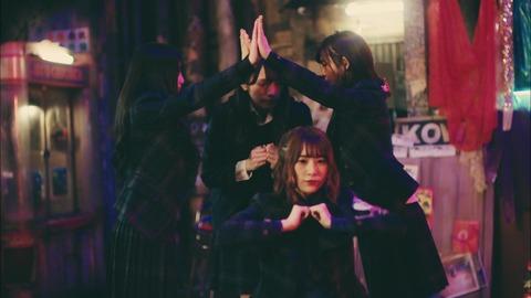 欅坂46 『ごめんね クリスマス』  070