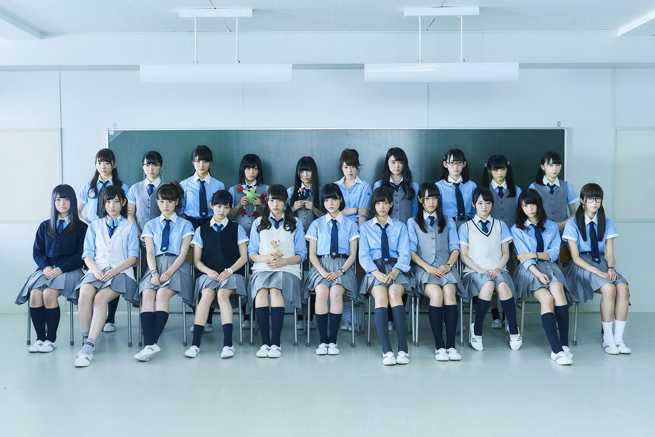 欅坂46の集合写真75