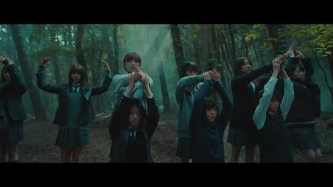 欅坂46 『避雷針』 263