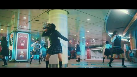 欅坂46 『月曜日の朝、スカートを切られた』 296